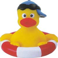 Rubber bobbin buddy duck