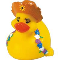 Rubber summer duck