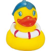Rubber summer fun duck