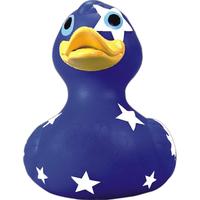 Rubber star duck