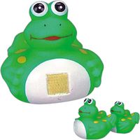 Frog family toy