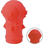 Fire hydrant coin bank