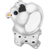 Rubber bobble head toy