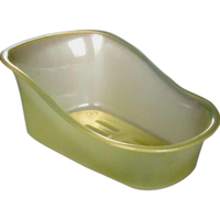 Plastic duck tub