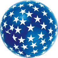 "16"" Inflatable Patriotic beach ball"