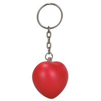 Stress reliever key chain