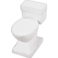 Toilet shaped stress reliever