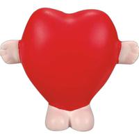 Heart figure stress reliever