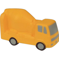 Cement truck stress reliever