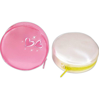 Vinyl zippered bag