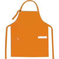 Knee length apron