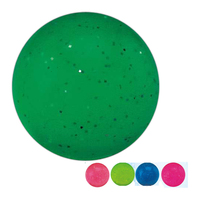 Glitter super ball