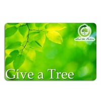 Plant-A-Tree Card