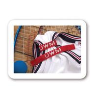 Pair of sleeve tucks with hook and loop closure