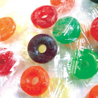 Individually Wrapped Candy Life Savers