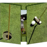 7 x 5 Golf Photo Mount