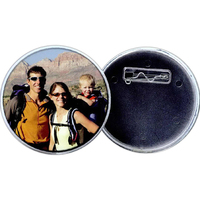 2 7/8 Snap-In Pinback Button