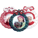 Snap-In Photo Wreath