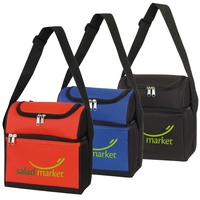 DAIN 2 IN 1 LUNCH BAG AND 6 CAN COOLER