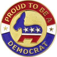 Patriotic - Proud To Be A Democrat