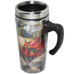 Digital Stainless Steel Mug