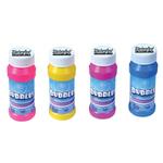 Bubble Bottle With Blower Wand, 1 oz, 2 oz, 4 oz, 8oz -