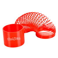 Red Coil Spring Shape Maker - E667 RED