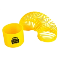 Fun Flexible Coil Spring - E667YEL