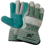 Heavy Duty Leather Palm Gloves