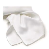 Silk Scarf - White Silk Scarf