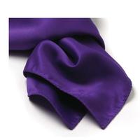 Silk Scarf - Purple Silk Scarf