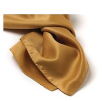 Silk Scarf - Vegas Gold Silk Scarf