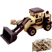 Front End Loader - Empty