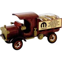 Nostalgia Delivery Truck - Empty
