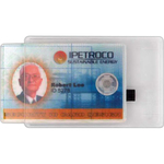 Plastic Ejector Card Holder