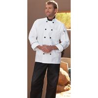 Madrid Chef Coat - White