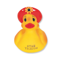 Bonnet Rubber Duck