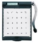 Flexi-Cal Roll-Up, Black & White Calculator