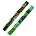 """18"""" Ruler with Forest Design"""