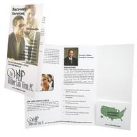 Small presentation folder