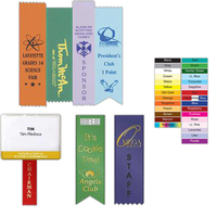 Custom Printed Vertical Ribbons
