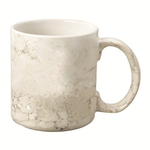 11 oz Marbleized Ceramic Mug
