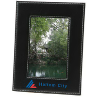Faux Lether Picture Frame