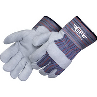 Full feature select leather work gloves