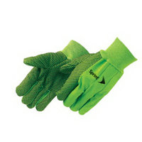 Double Palm Canvas Work Gloves