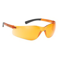 Lightweight Wrap-Around Safety Glasses
