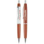Click action aluminum ballpoint pen