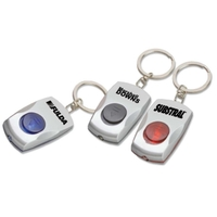 Button Key Tag Light
