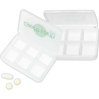 6 Compartment Pill Box