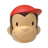 Monkey Head Antenna Ball